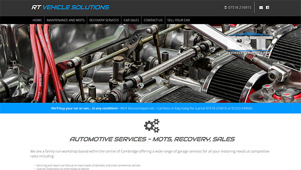 RT Vehicle Solutions